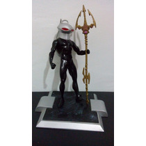 Boneco Dc Universe -dc Direct Black Manta Justice Alex Ross