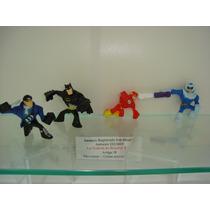 Flash E Batman Vs Capitão Frio E Capitão Bulmerangue Jlu