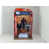 Liga Da Justiça - Dc Universe Bruce Wayne - Batman - Warhawk