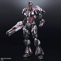 Play Arts Dc Comics: Cyborg Variant - Square Enix