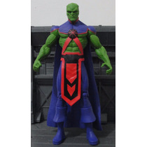 Dc New 52 Ajax Martian Manhunter(novo)