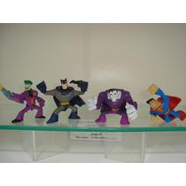 Joker Bizarro Batman Superman Action League Jlu