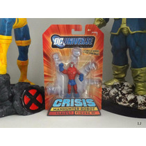 Dc Universe - Liga Da Justiça -manhunter Robô