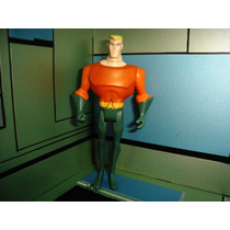 Aquaman Versão Super Amigos Justice League Unlimited Jlu