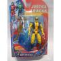 Bonecos Liga Da Justiça Wolverine + Brinde