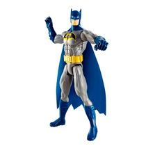 Boneco Dc Liga Da Justiça Batman 30 Cm Mattel Oficial