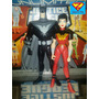 Batman & Ww 12 Cms(jlu)liga Da Justiça/justice League