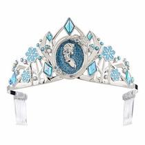 Disney Frozen - Linda Tiara Da Princesa Elsa Original Disney