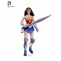 New 52 Mulher Maravilha Terra 2 Earth 2 Dc Collectibles