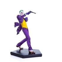 Joker - 1/10 Art Scale Dc Comics Serie 1 - Iron Studios
