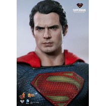 Hot Toys Man Of Steel Superman Henry Cavill Super Homem