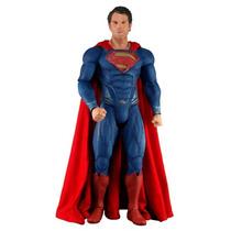 Boneco Neca Superman Man Of Steel 1/4 Escala 46 Cm Hot Toys