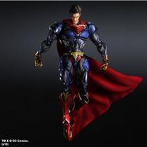 Superman Action Figure Square Enix Lançamento! Frete Grátis!