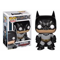 Batman Arkham Asylum Boneco Pop De Vinil Da Funko 10cms