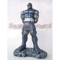 Boneco Darkseid / Vilão Superman - Estátua Em Resina