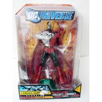 Cyborg Superman - Versão Sinesto - Dc Universe - Com Baf!!