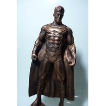 Boneco Superman New 52 Cobre - Estátua 42 Cm