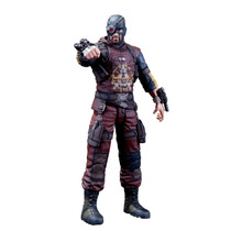Action Figure Batman Arkham City Series 4 - Boneco Deadshot