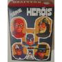 = Série Heróis = Gulliver Zorro Batman Coiote América Caixa