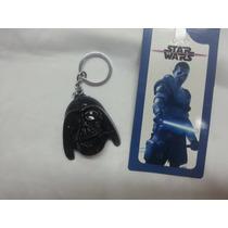 Chaveiro De Metal Darth Vader Star Wars