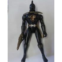 Boneco Coleção Power Ranger Força Animal Original Black