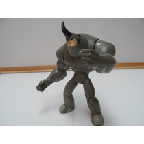 Marvel Spetacular Spider Man Animated Series Rhino! Loose!
