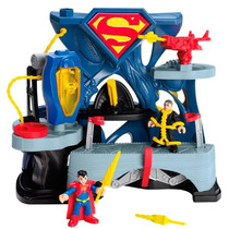 Imaginext Dc Fortaleza Do Superman