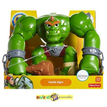 Ogro Reino Águia - Imaginext Fisher Price