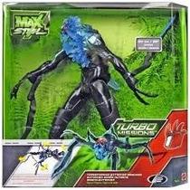 Max Steel - Boneco Aracnídeo Extroyer - Mattel N5406