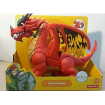 Dragão Reino Águia - Imaginext Fisher Price