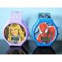 Lote 2 Relógios O Espetacular Homem-aranha 2 Mc Donalds
