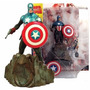 Capitao America Capitain America Marvel Select Dc Comic