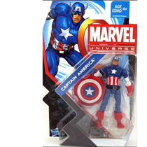 Marvel Universe - Captain America - Series 5 - 004 Hasbro