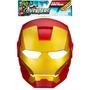 Máscara Vingadores Marvel Capitao America Hulk E Iron Man