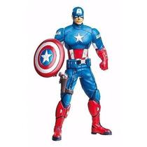 Boneco Os Vingadores Avengers 16cm Hasbro Capitão América