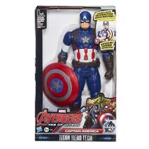 Boneco Capitão América Eletrônico Era De Ultron - Hasbro