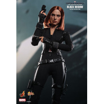 Hot Toys Captain America The Winter Soldier Black Widow