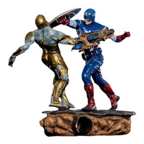 Captain America 1/6 Diorama - The Avengers - Iron Studios