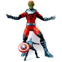 Capitão America Vs Skrull Giant Man - Marvel - Hasbro - Novo