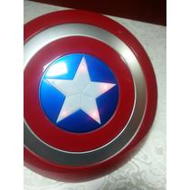 Escudo Capitão America Som E Luz - Fret16