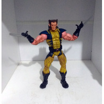 Marvel Legends Icons Wolverine 30cm Toy Biz (sem Máscara)
