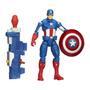 Boneco Marvel Capitão América Onda De Choque - Hasbro*