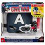 Capacete Com Visor Capitão América Guerra Civil - Hasbro