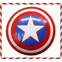 Escudo Capitão America Brinquedo O Melhor Brasil Veja Vídeo