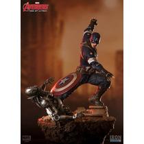 Avengers Age Of Ultron: Captain America 1/6 - Iron Studios