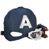Máscara Eletrônica Capitão América - Hasbro
