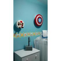 Escudo Capitao America+ Martelo Do Thor Os Vingadores