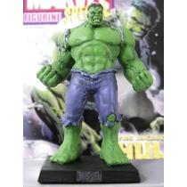 Eaglemoss Miniaturas Marvel Hulk (verde Ou Cinza)