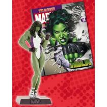 Miniatura 38 Mulher-hulk - Marvel - Gibiteria Bonellihq
