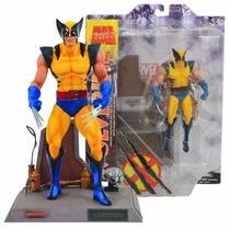 Marcel Select Diamond Wolverine Thor Hawkeye Gavião Arqueiro